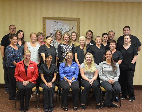 Our staff is committed to upholding the highest standards in dentistry.