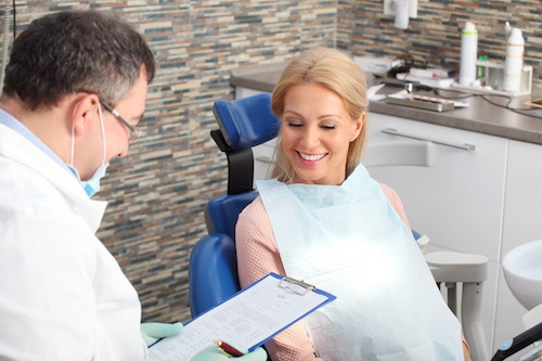 Visit your dentist for regular cleanings.