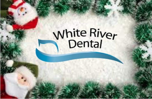 Merry Christmas from White River Dental!